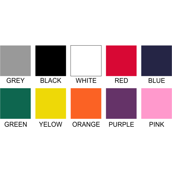 10 Color Options