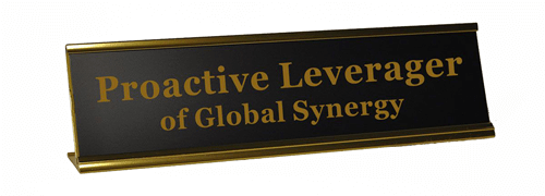 Proactive Leverager