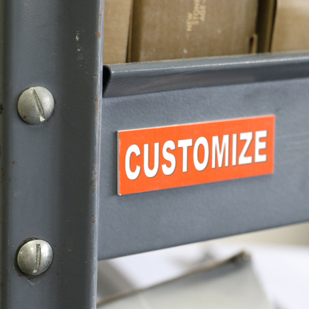 Custom Engraved Sign - Horizontal Small
