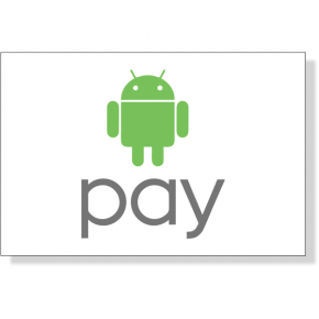 """Android Pay Decal 
