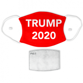 Trump 2020 Adult Size Face Mask