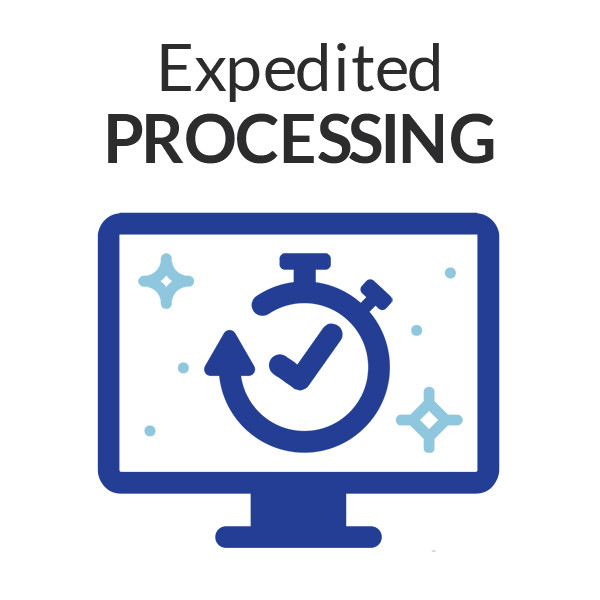 Custom Signs - Expedited Processing