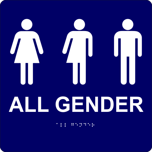All Gender with Icons