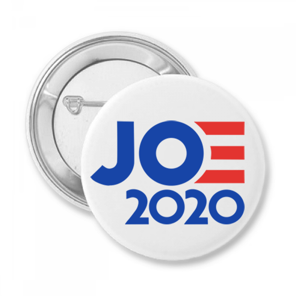Joe 2020 Button