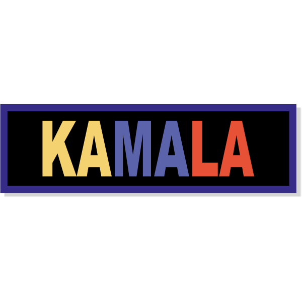 Kamala Bumper Sticker | 3