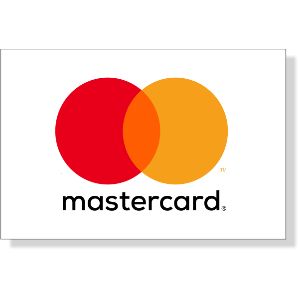 Mastercard Decal | 2