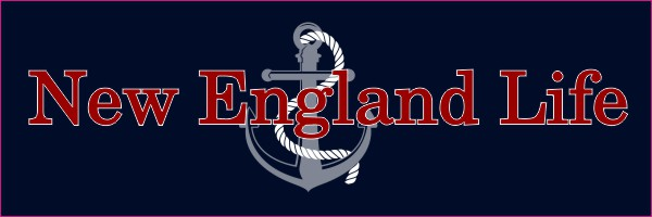 New England Life Bumper Sticker