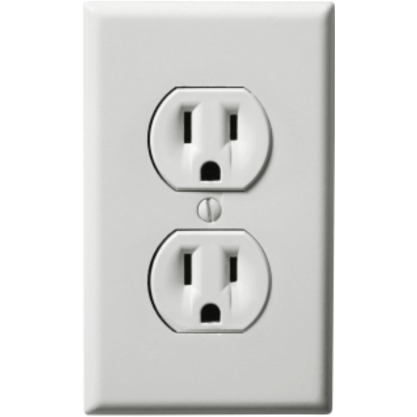 Prank Single Outlet Sticker