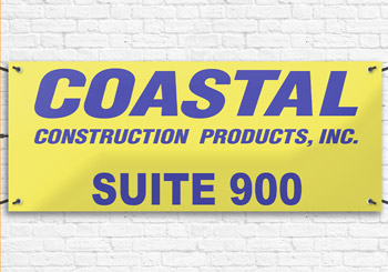 Customized Business Banner